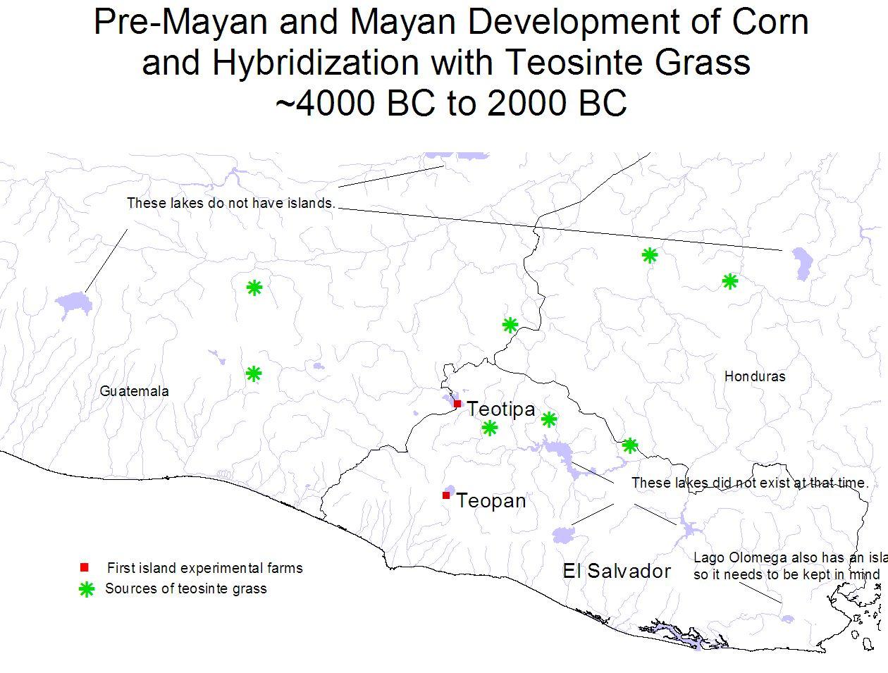 The Indigenous History Of El Salvador Pre Classic Maya