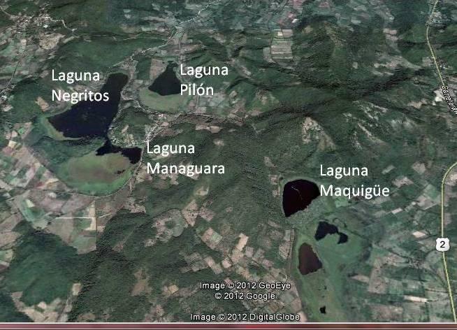 Laguna managuara